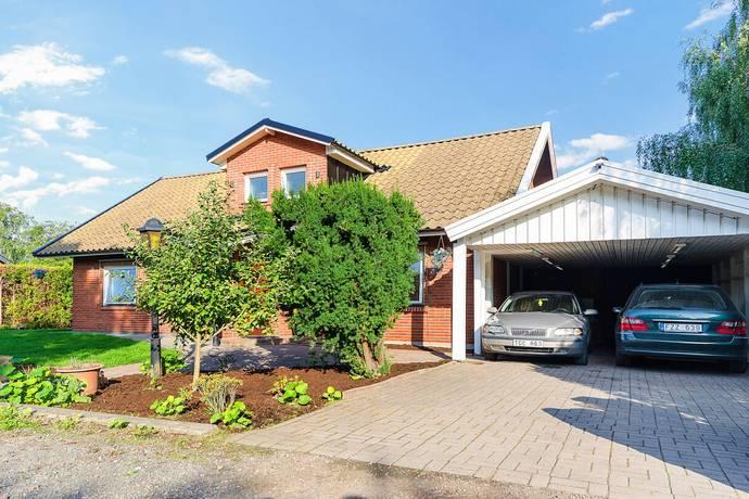 Bild: 10 rum villa på Mörarpsvägen 6, Bjuvs kommun Bjuv