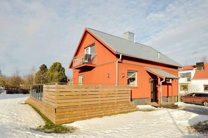 Bild: 5 rum villa på Ladugatan 9, Piteå kommun Backen