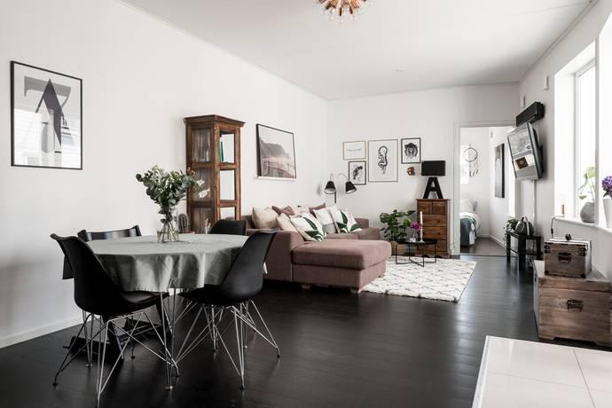 Bild: 3 rum bostadsrätt på Oxelvägen 23 N, Botkyrka kommun Tullinge
