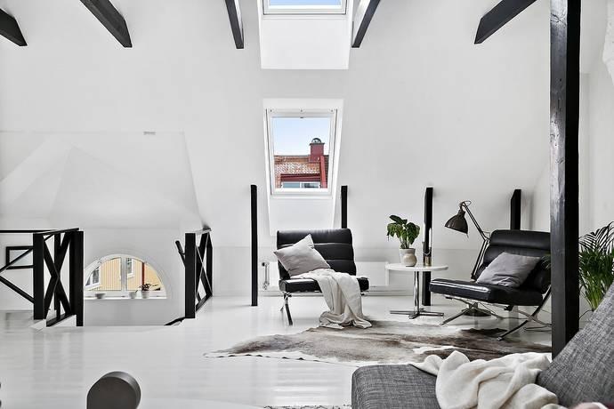 Bild: 6 rum bostadsrätt på Waernsgatan 7 A, Göteborgs kommun Bagaregården