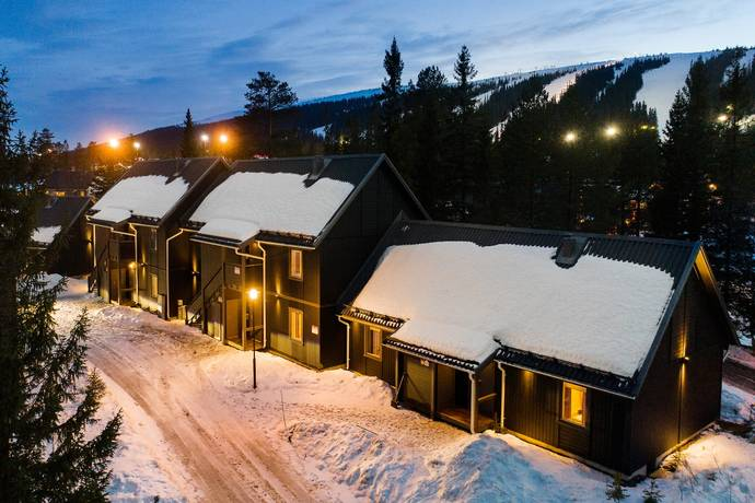 Bild: 8 rum bostadsrätt på Lindvallen Vasabyn 821A och B, Malung-Sälens kommun Lindvallen