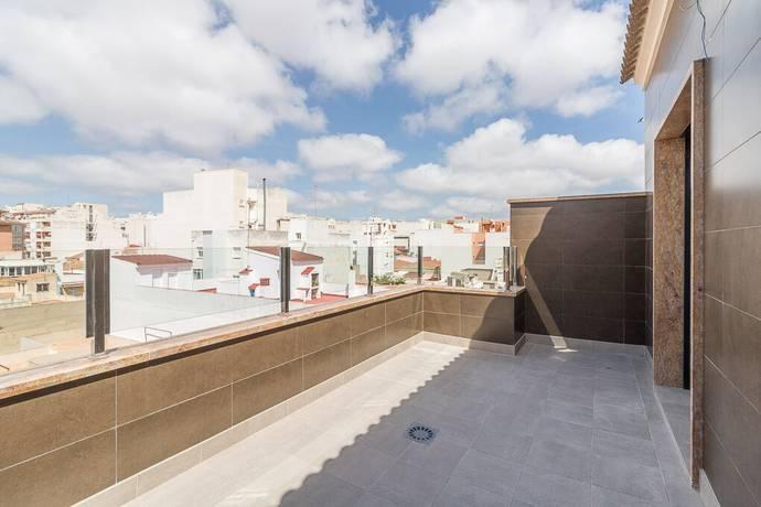 Bild: 3 rum villa på Lägenheter i centrala Torrevieja Brevid, Spanien Torrevieja - Costa Blanca