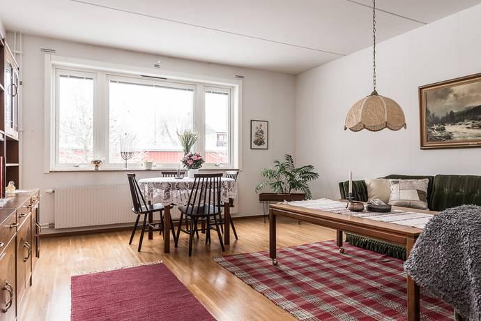 Bild: 2 rum bostadsrätt på Fyllerydsvägen 46A, Växjö kommun Sandsbro