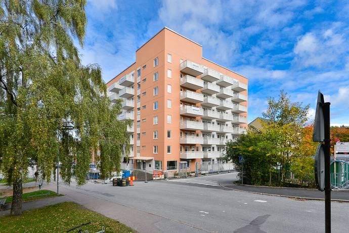 Bild: 1,5 rum bostadsrätt på Engelbrektsvägen 41A, Järfälla kommun Jakobsberg
