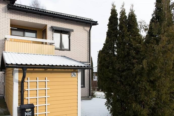 Bild: 3 rum bostadsrätt på Flöjtgatan 74, Karlstads kommun Kronoparken