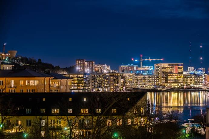 Bild: 3 rum bostadsrätt på Färgargårdstorget 70, Stockholms kommun Södermalm Sofia