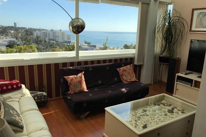 Bild: 3 rum bostadsrätt på Penthouse med tre sovrum i Marbella!, Spanien MARBELLA