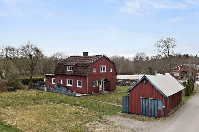 Bild: 9 rum villa på Televägen 2, Falkenbergs kommun Ätran