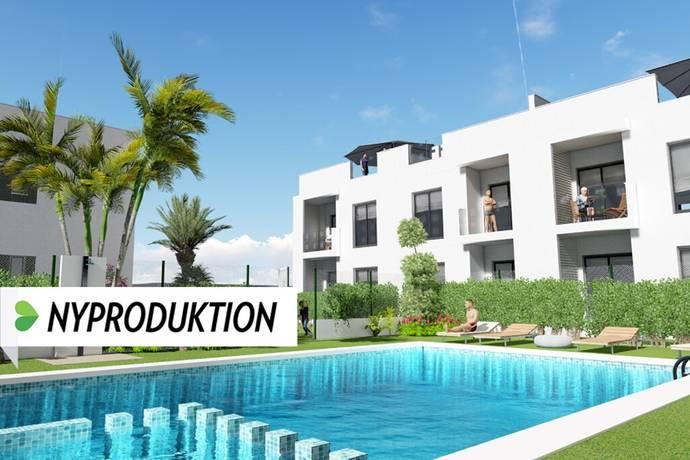 Bild: 3 rum bostadsrätt på Nya markplanslägenheter vid stranden, Spanien Costa Blanca - Torre de la Horadada
