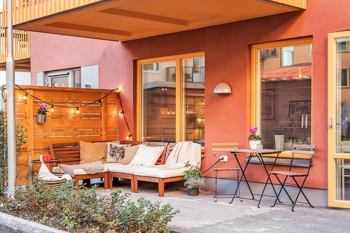 Bild: 1 rum bostadsrätt på Trädgårdsgatan 2E, Norrtälje kommun Grossgärdet