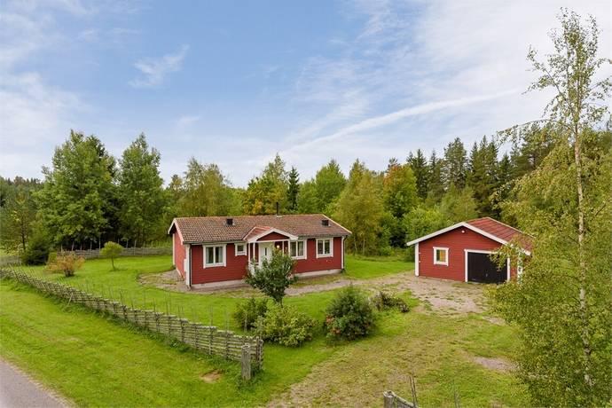 Bild: 4 rum villa på Önsbo 119, Tierps kommun Hållnäs