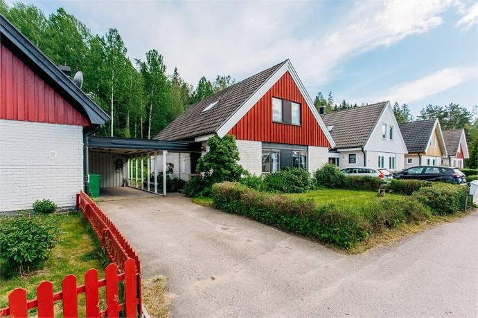 Bild: 5 rum villa på Forsgatan 31, Forshaga kommun