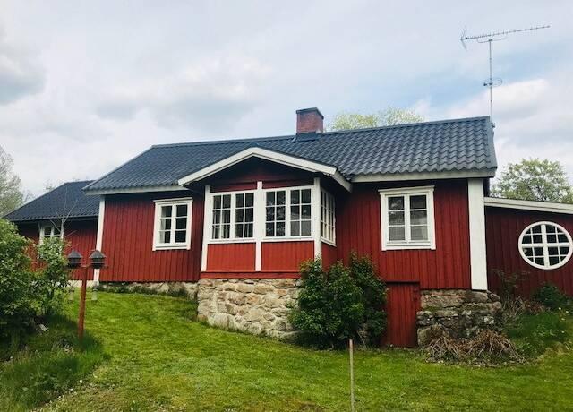 Bild: 4 rum villa på Dotebygd 1375, Markaryds kommun Dotebygd
