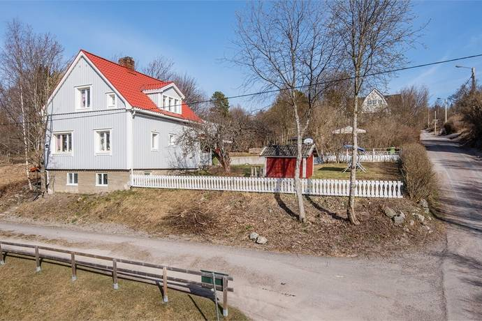 Bild: 4 rum villa på Solrosvägen 13, Sundsvalls kommun Essvik
