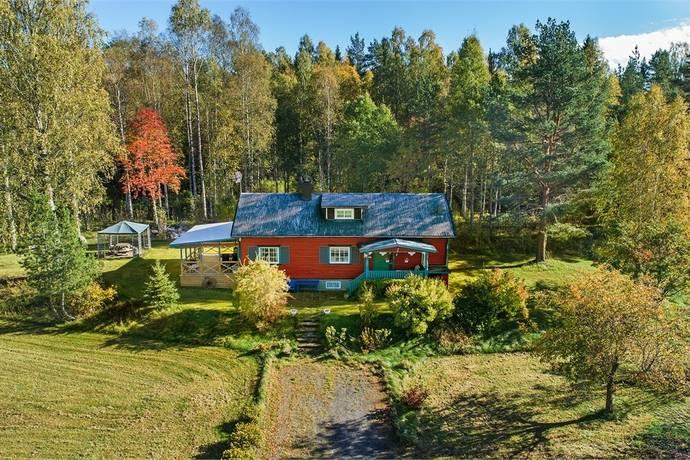 Bild: 6 rum villa på Lunden Söderås, Eda kommun