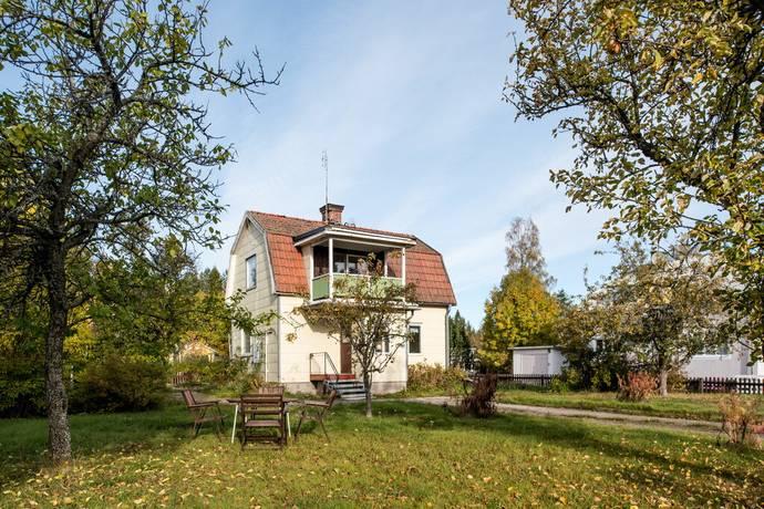 Bild: 4 rum villa på Morängsvägen 15, Nordanstigs kommun Stocka