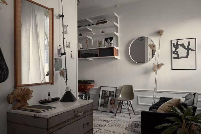 Bild: 2 rum bostadsrätt på Kapellgränd 6 F, Stockholms kommun Södermalm