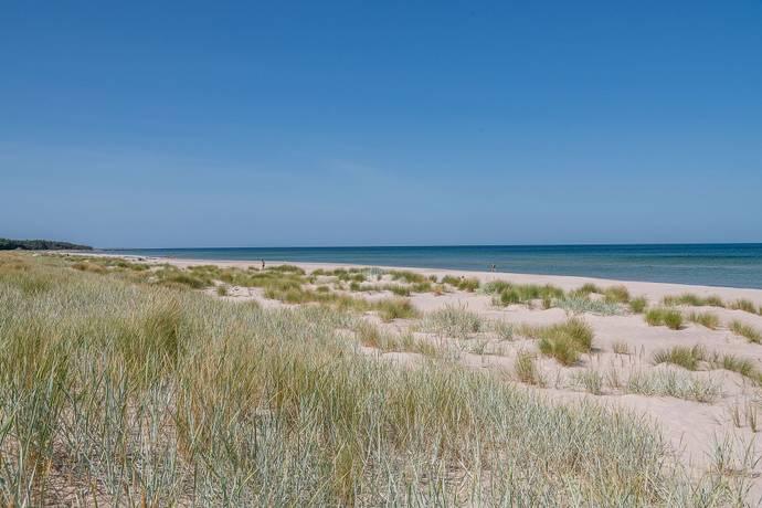 Bild: tomt på Fårö Skär 6403, Gotlands kommun Fårö - Norra Gotland