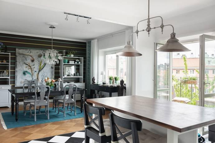 Bild: 5 rum bostadsrätt på Drottning Kristinas väg 11, Stockholms kommun Östermalm