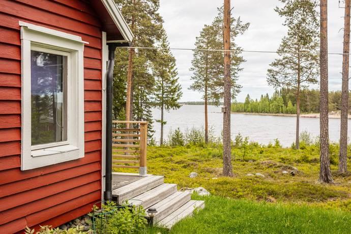 Bild: 4 rum fritidshus på Högsböleskiftet 85, Piteå kommun