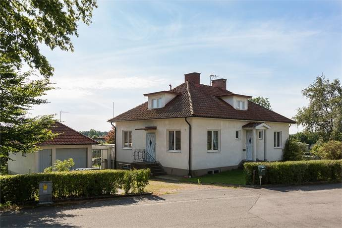 Bild: 6 rum villa på Solgatan 13, Östra Göinge kommun Broby