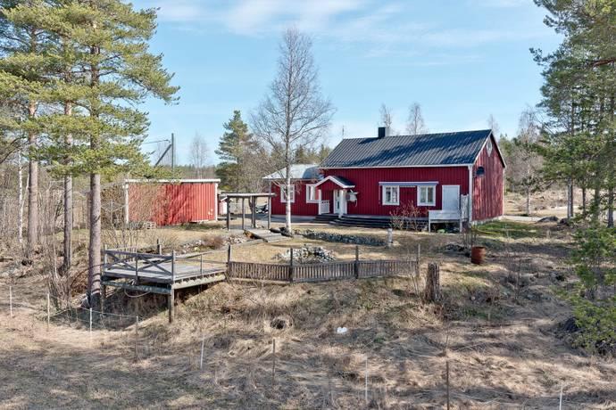 Bild: 3 rum villa på Hemmesmark 15, Umeå kommun