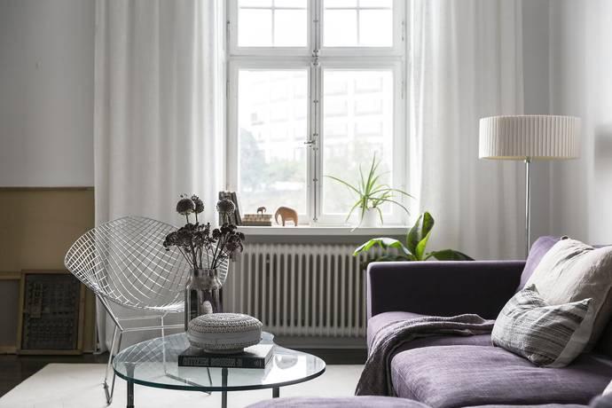 Bild: 3,5 rum bostadsrätt på Birger Jarlsgatan 131 A, 3 tr, Stockholms kommun Vasastan/Sibirien