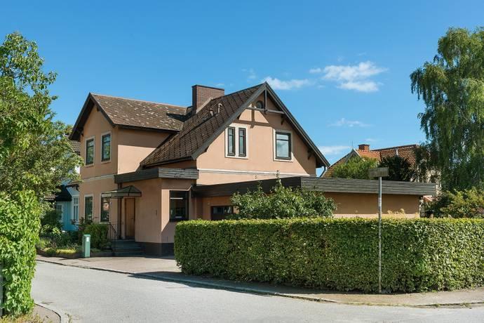 Bild: 6 rum villa på Smedgatan 1, Malmö kommun Limhamn