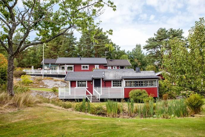 Bild: 3 rum villa på Tjällviksvägen 14, Kungälvs kommun Instön