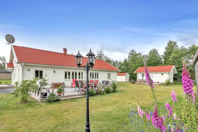 Bild: 4 rum villa på Östra byvägen 40, Norrtälje kommun
