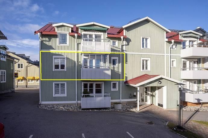 Bild: 4 rum bostadsrätt på Kyrkbrogatan 10B, lgh 1101, Piteå kommun Centrala stan