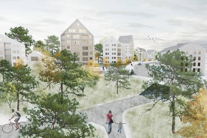 Bild: 2 rum bostadsrätt på Gårdstensvägen, Göteborgs kommun