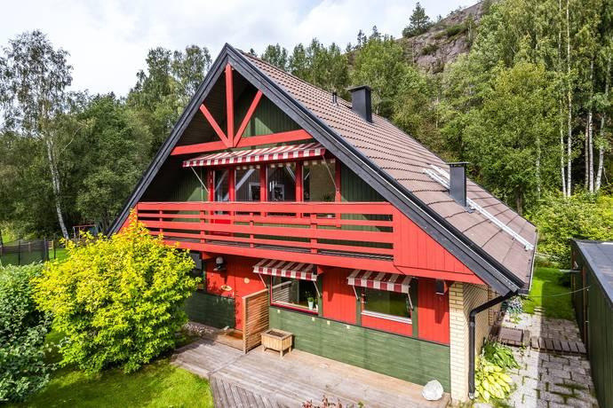 Bild: 6 rum villa på Fogdevägen 3, Sundsvalls kommun Njurunda