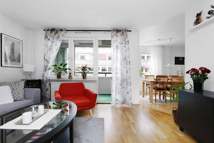 Bild: 4 rum bostadsrätt på Magnus Ladulåsgatan 7, Stockholms kommun Södermalm / Maria