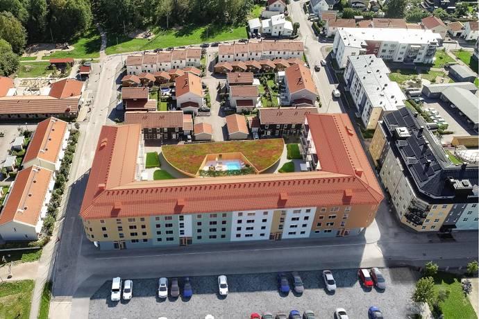 Bild: 2 rum bostadsrätt på Pionjärgatan 20, Örebro kommun Rynningeåsen