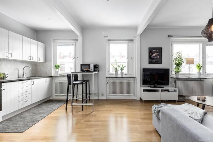 Bild: 1 rum bostadsrätt på Hotellgatan 10a, Karlskoga kommun Centralt