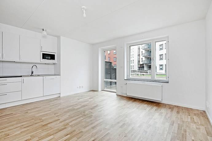 Bild: 1 rum bostadsrätt på Källtorpsvägen 13, NB, Täby kommun Näsby Park