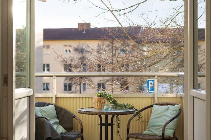Bild: 2,5 rum bostadsrätt på Ottsjövägen 25, Stockholms kommun Årsta