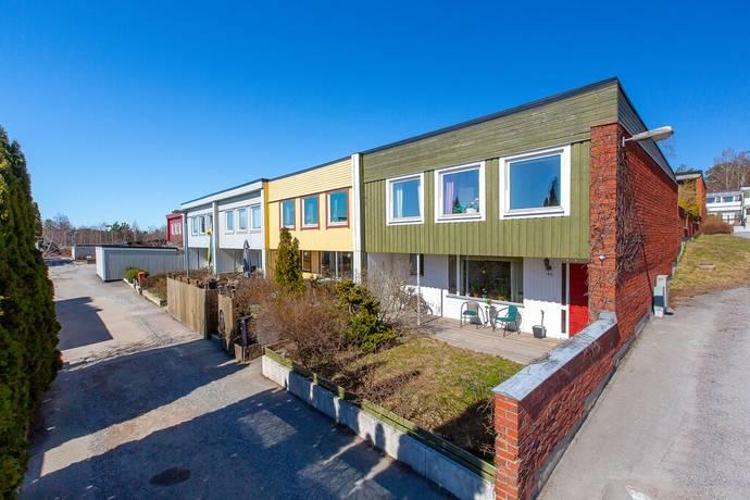 Bild: 5 rum radhus på Renlavsgången 35, Tyresö kommun