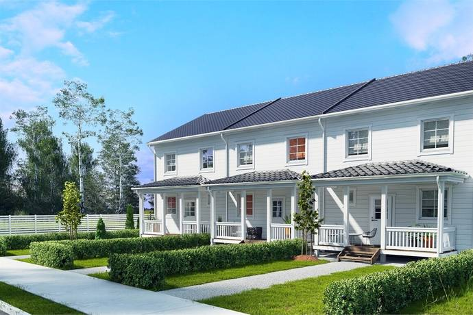 Bild: 5 rum bostadsrätt på Halmvägen, Karlskoga kommun Stråningstorp