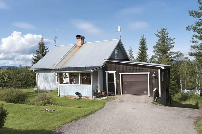 Bild: 4 rum villa på Backgatan 11, Härjedalens kommun