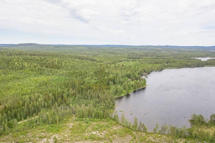 Bild: gård/skog på Lottbosjön 18, Falu kommun