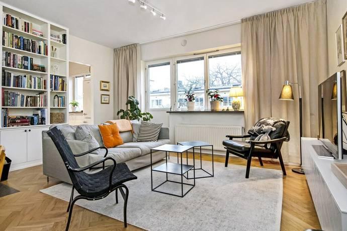 Bild: 2 rum bostadsrätt på Ekhagsvägen 6, 3 Tr, Stockholms kommun Ekhagen