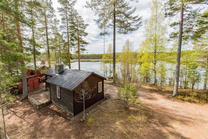 Bild: 2 rum fritidshus på Jäderudden 19, Ockelbo kommun Åmot