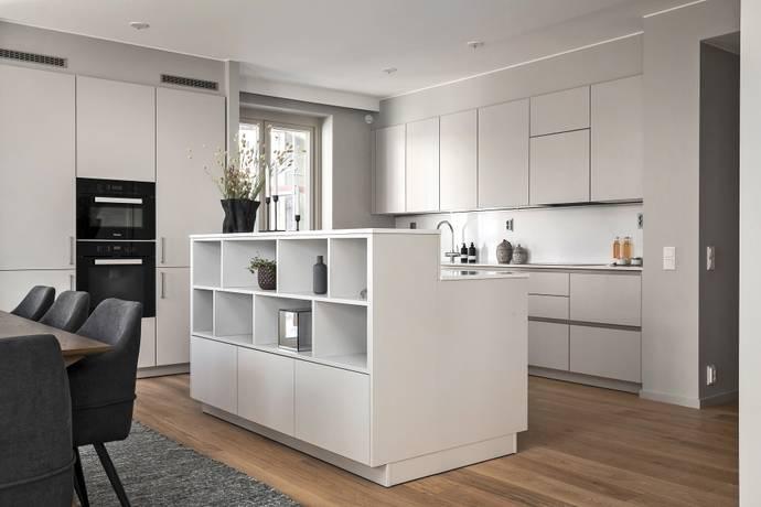 Bild: 4 rum bostadsrätt på Melodislingan 52, Stockholms kommun Östermalm