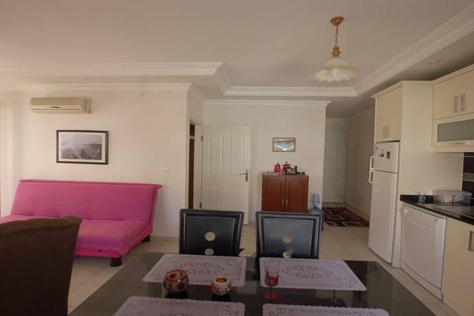 Bild: 2 rum bostadsrätt på Alanya centrum id 3179, Turkiet Alanya