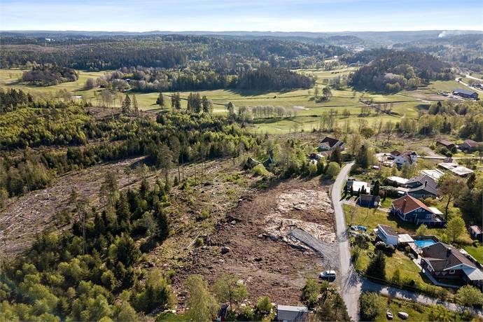 Bild: tomt på Åsliden 17 C?, Härryda kommun Landvetter