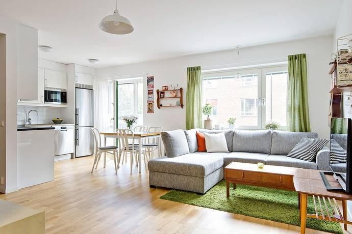 Bild: 2 rum bostadsrätt på Ugglevägen 1, Sollentuna kommun Häggvik / Häggvik Strand