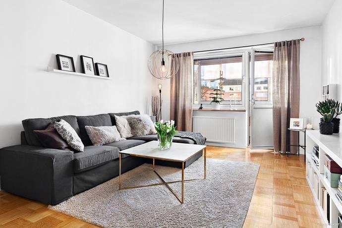 Bild: 3 rum bostadsrätt på Konduktörsgatan 8B, Karlstads kommun Viken