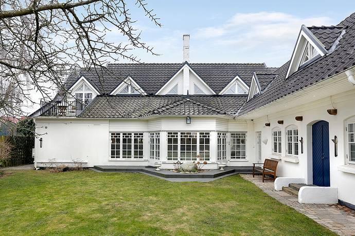 Bild: 8 rum villa på Kvarngårdsvägen 148, Malmö kommun Hyllie